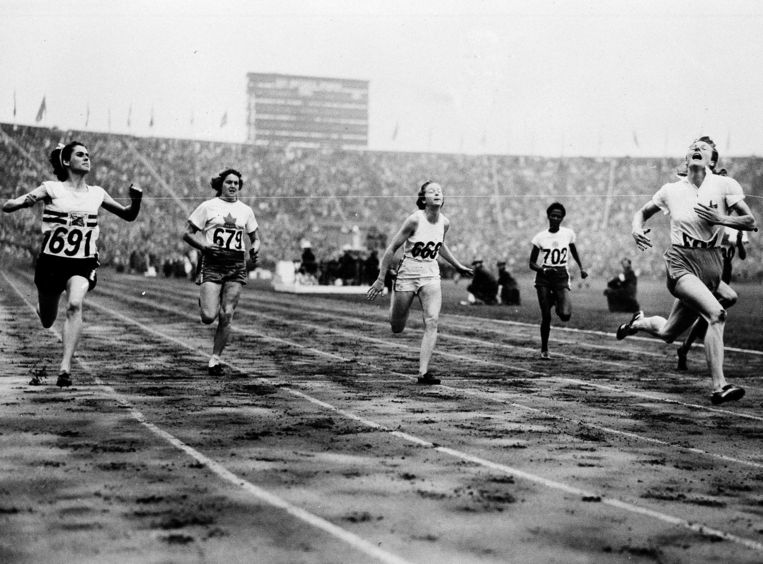 The Dutch success in the relay is still historically unique