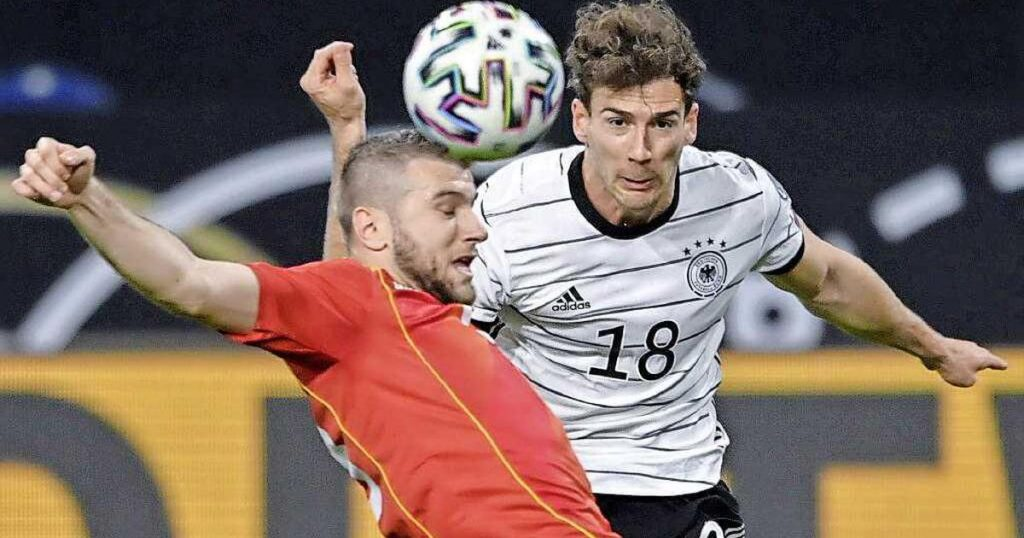 The European Championships will be a clock race with the German Goretzka.  Swiss Stephen Wrong Again |  football