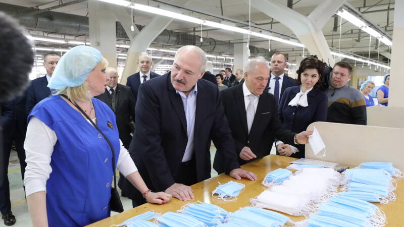 The European Union wants sanctions, but how much trade is really with Belarus?