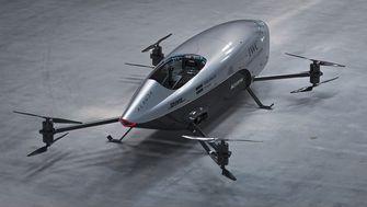 Electric flying car