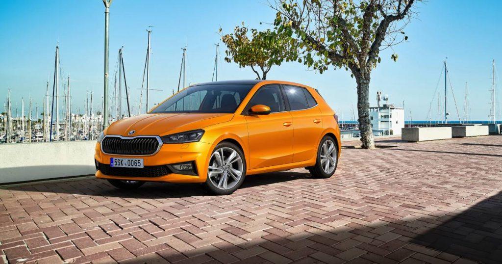 The new Skoda Fabia breathes the digital age |  the cars