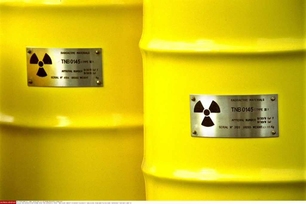 The strange thing: radiation is not necessarily harmful to health, but rather the opposite