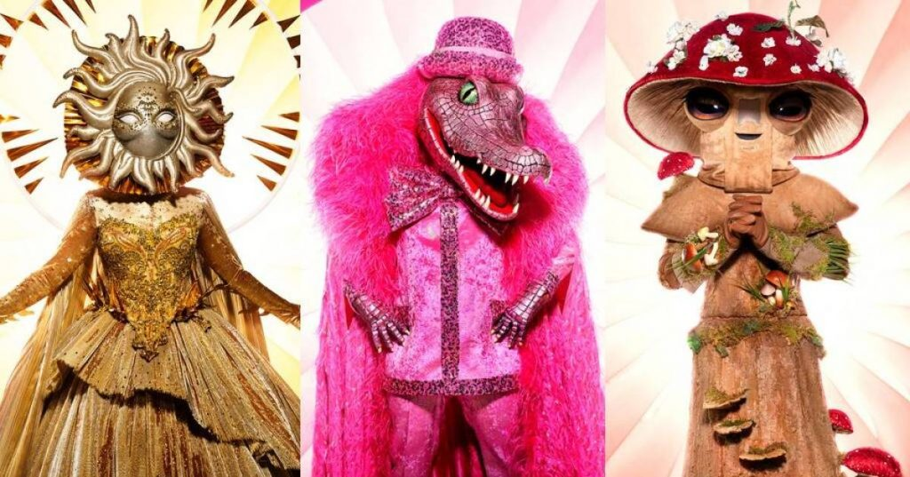These world-famous stars were revealed in the US Final The Masked Singer    Turns out