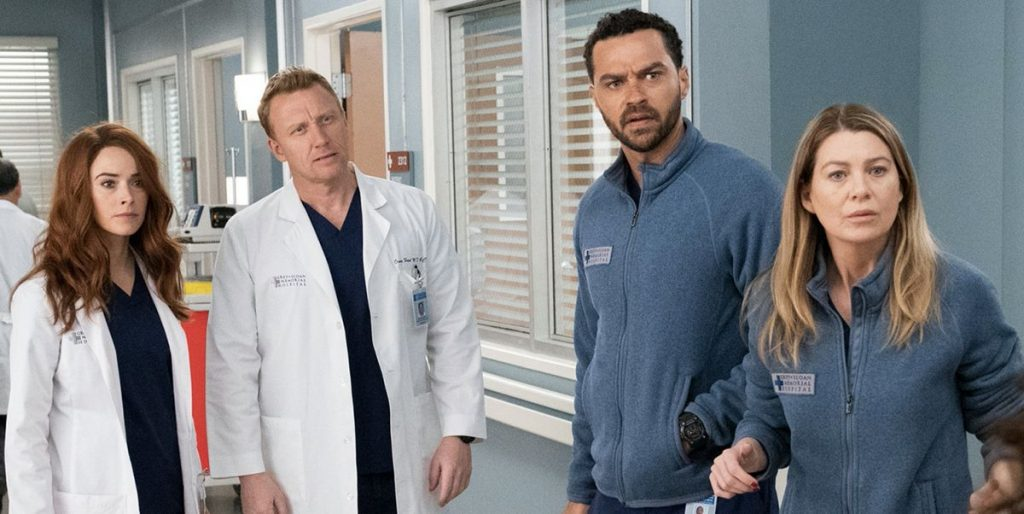This actor leaves Grey's Anatomy after at least 12 years