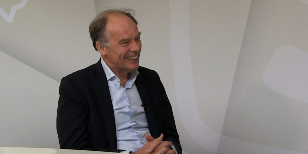This week in Licht op Leiden: Honorary University President Magnificus Carel Stolker