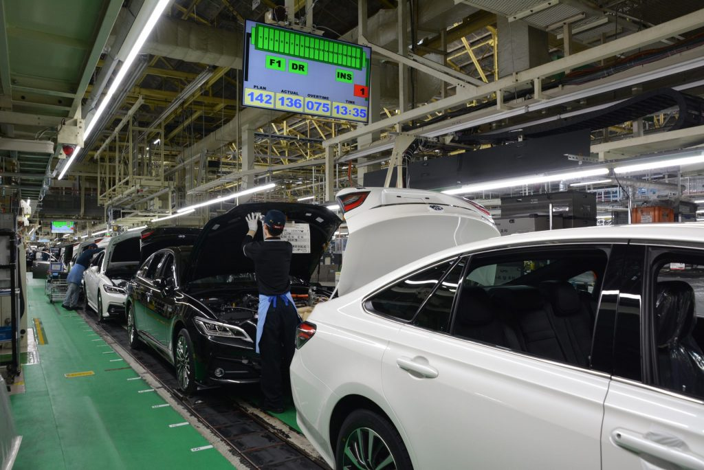 Toyota sells more than 9 million cars