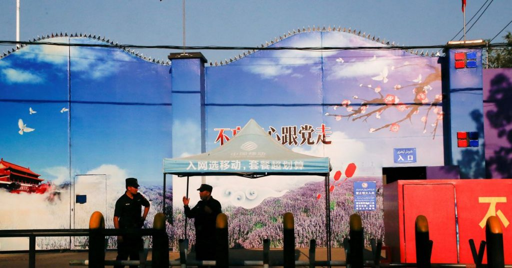 With the exception of China, he urges UN countries not to attend the Xinjiang event next week