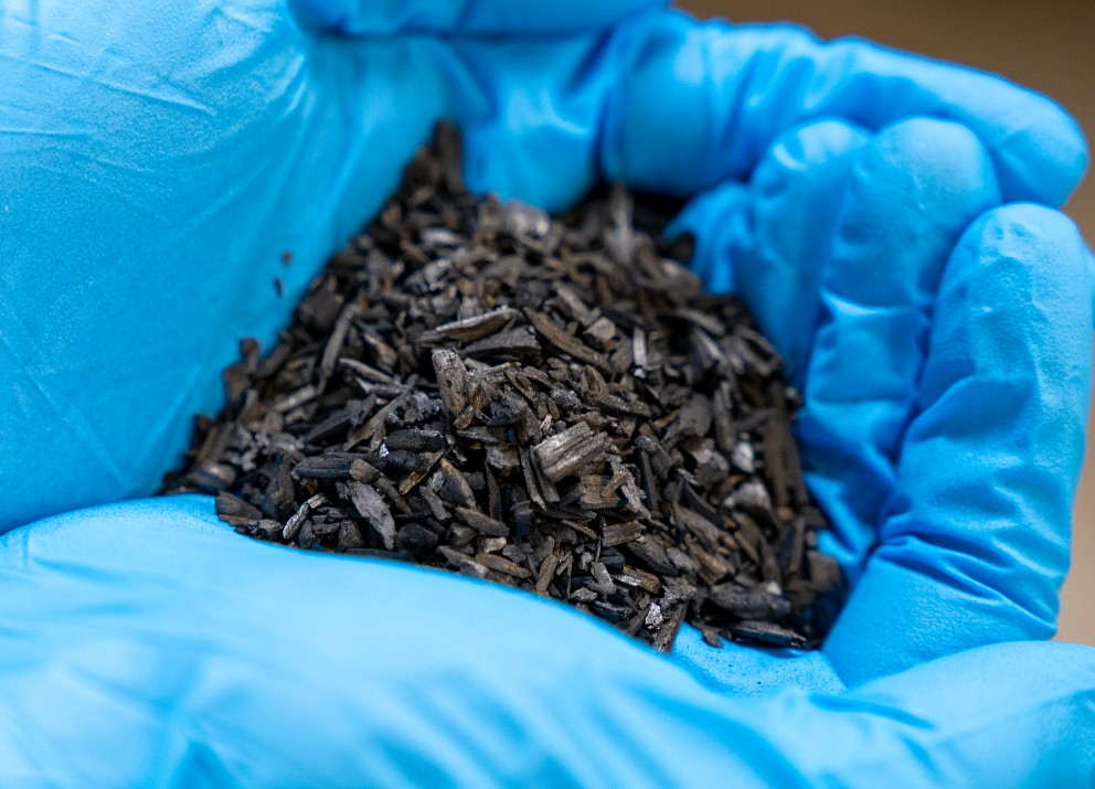 Biochar offers farmers a new way to invest their land