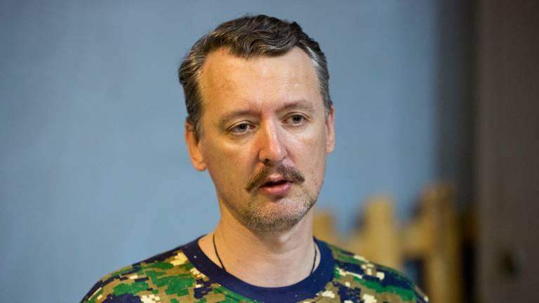 Rebel commander Igor Girkin (Photo: ANP)