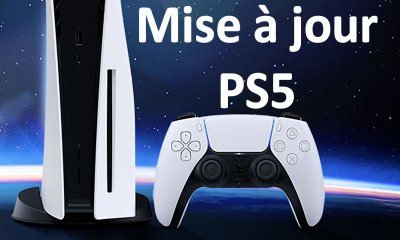 PS5 Update: Firmware 21.01-03.20.00 Available, DualSense Feels Too