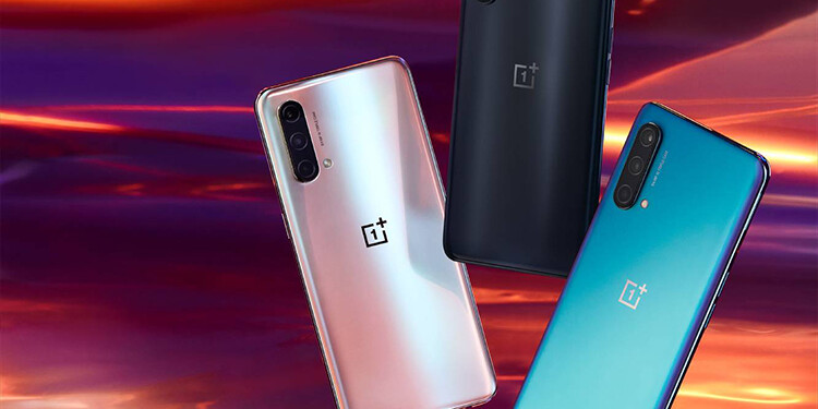Introducing OnePlus Nord CE 5G