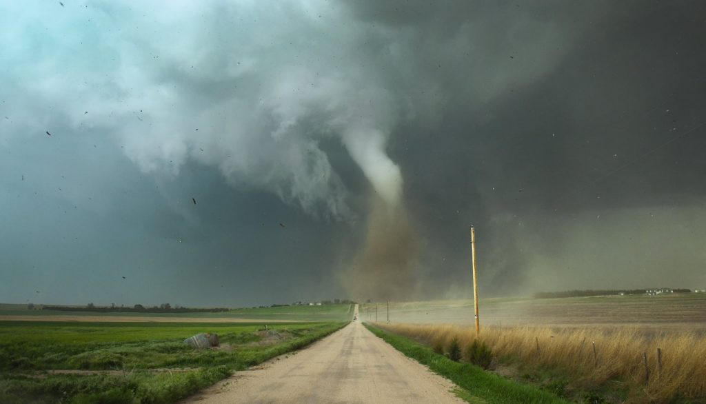 More and more severe tornadoes.  However, in 2021, the meteorological mystery remains a mystery.  why?