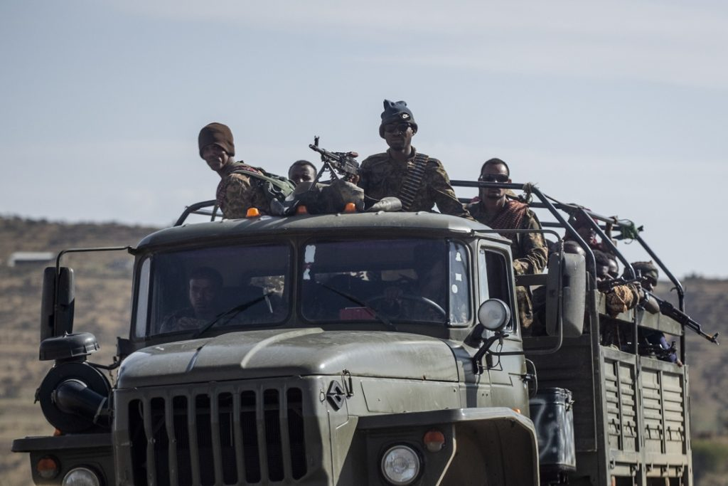 Conflict Ethiopië: VS, Ierland en VK willen spoedvergadering van VN-Veiligheidsraad over Tigray