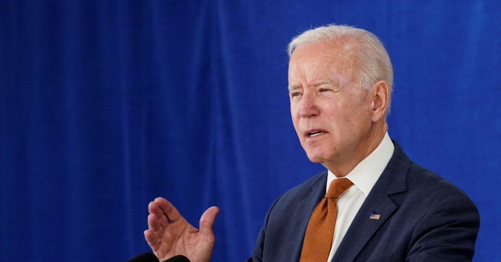"""An opinion poll found that """"Biden"""" does not retreat from the image of the United States in France and Germany"""