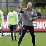 """Arne Slot leads Feyenoord's first training: """"Make the gap with the hero smaller"""" 