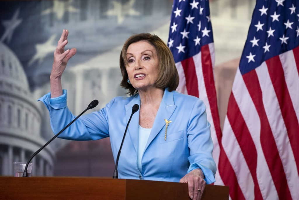 Capitol storming: Nancy Pelosi wants a commission of inquiry into...