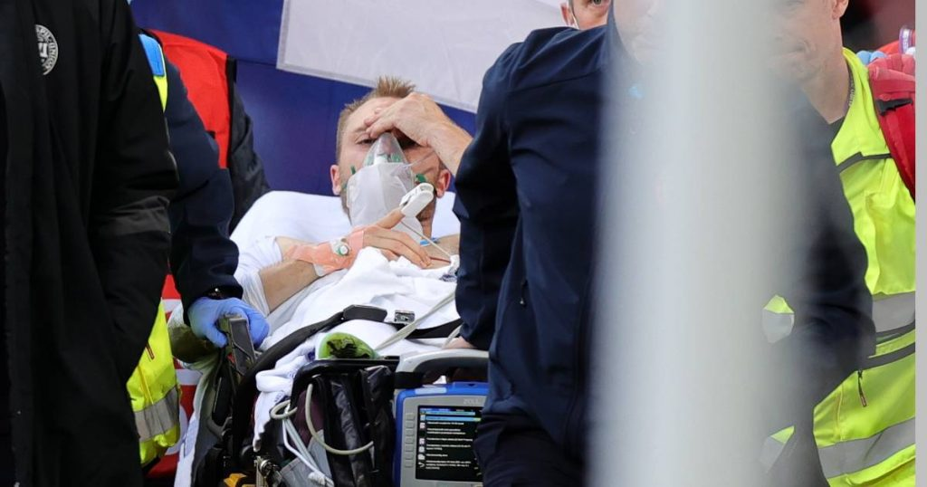 Cardiologist did not see Eriksen's heart problems: 'I don't know if he can play football again' European Football Championship