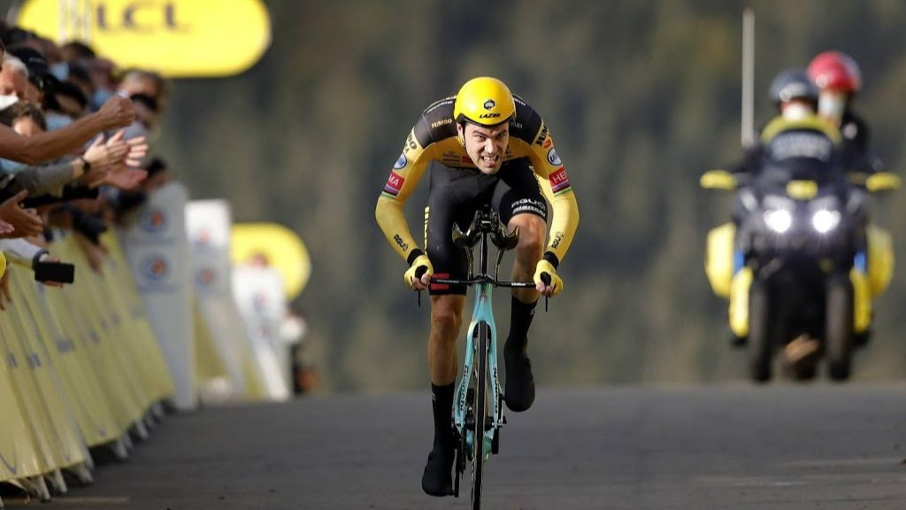 Dumoulin is back in the cycling peloton of the Tour of Switzerland