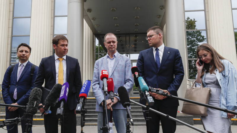EU, US and UK criticize Russia over Navalny: 'perverted and kafkaesque'