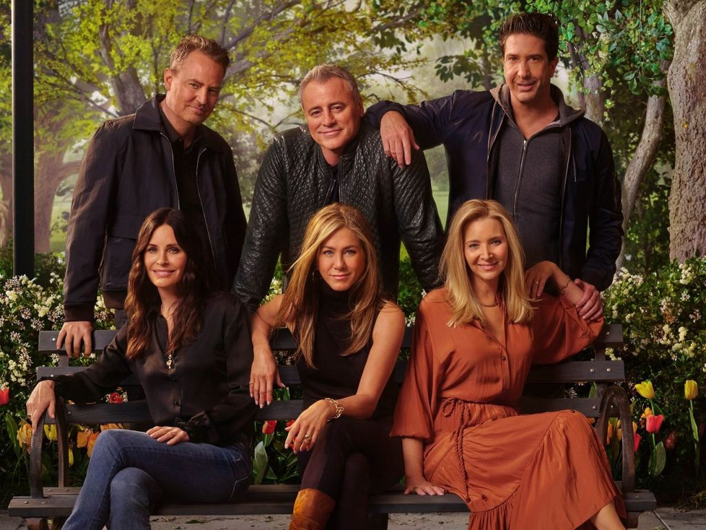 Friends: The Reunion: Everything is out of the closet