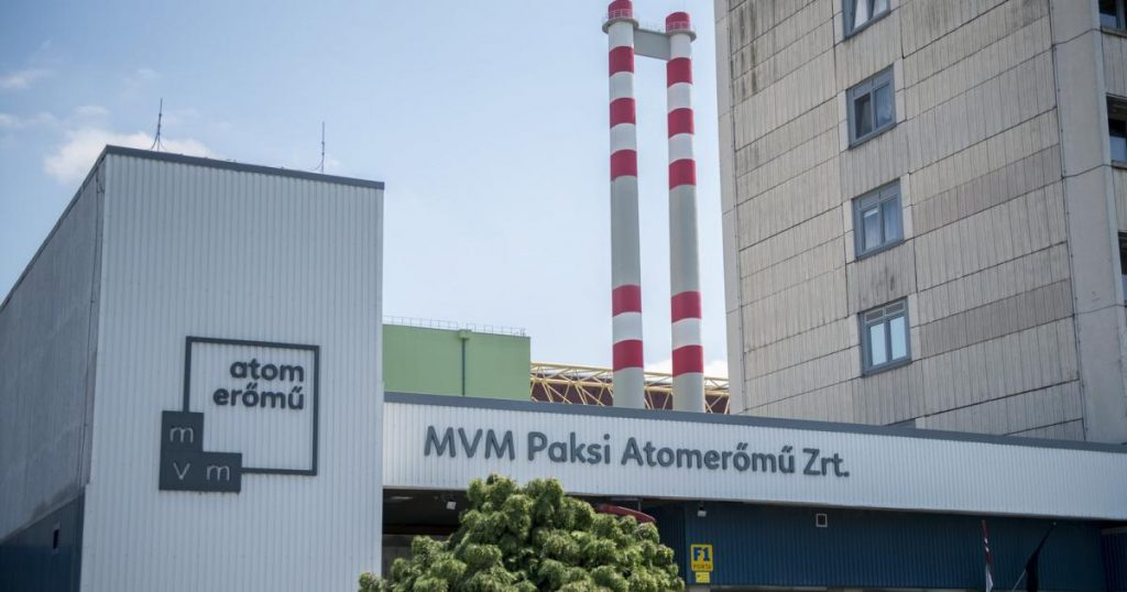How the earthquake risk around the PAX nuclear power plant is minimized