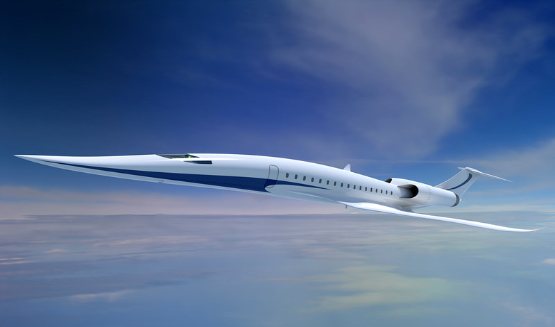 Japan Comes With Its Supersonic Airplane: Here's Why