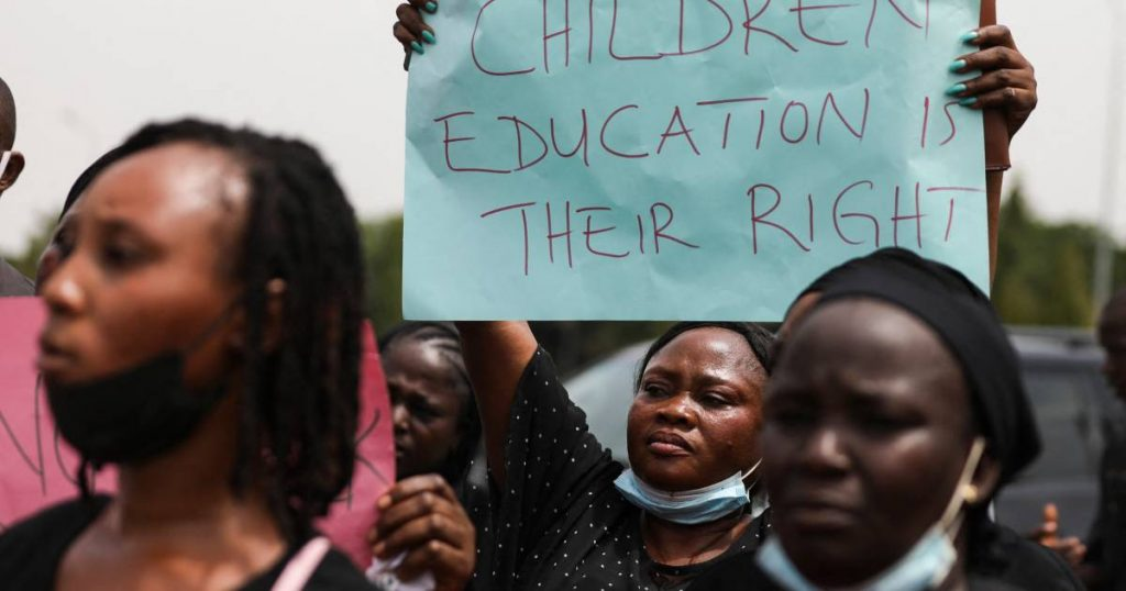More than 80 students and teachers kidnapped in Nigeria |  abroad