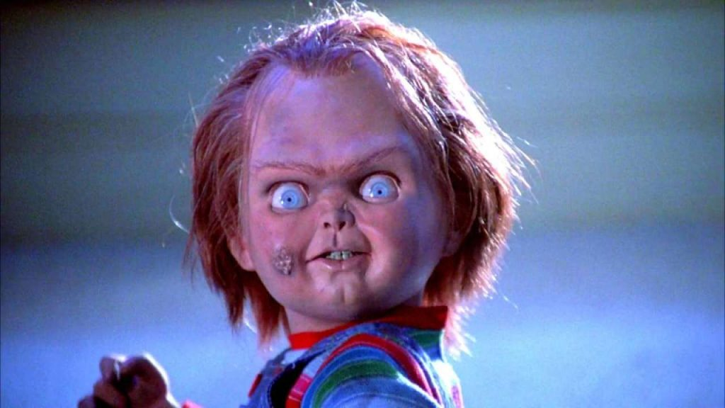 New pictures of Chucky: The killer doll is back!