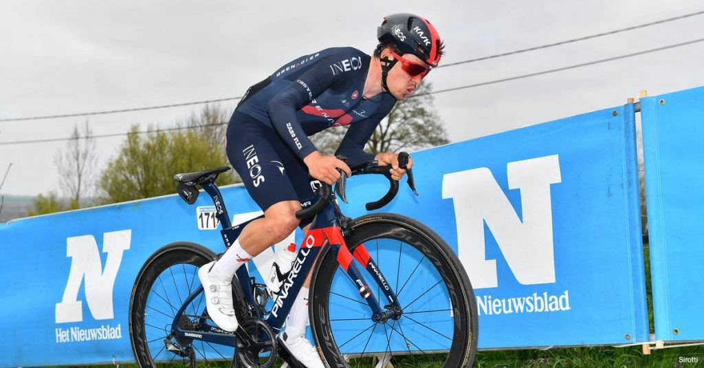 Pidcock has a broken collarbone and does not start the Tour of Switzerland