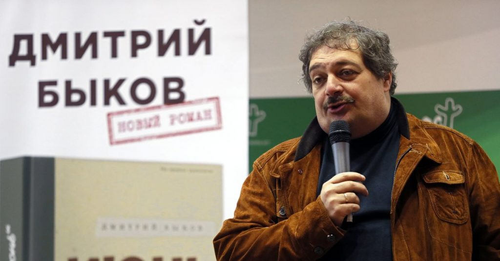 Poet and journalist critical of the Kremlin may have been poisoned by the FSB