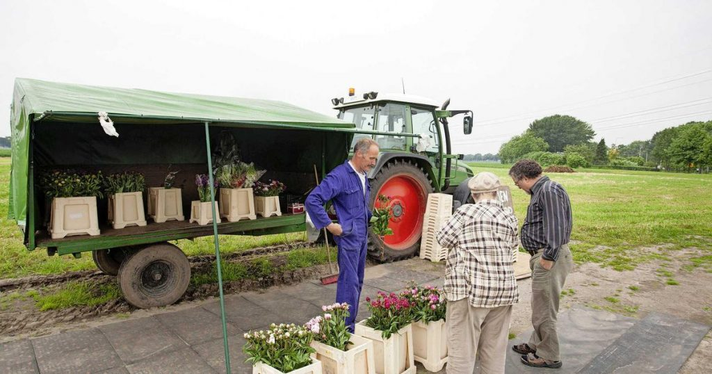 Rapid growth of direct sales from farmers to consumers |  Financial issues
