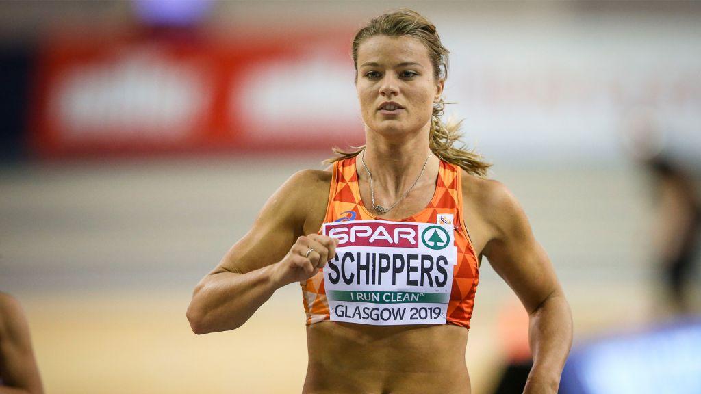 Ook in Zwitserland kan Schippers topvorm nog niet tonen