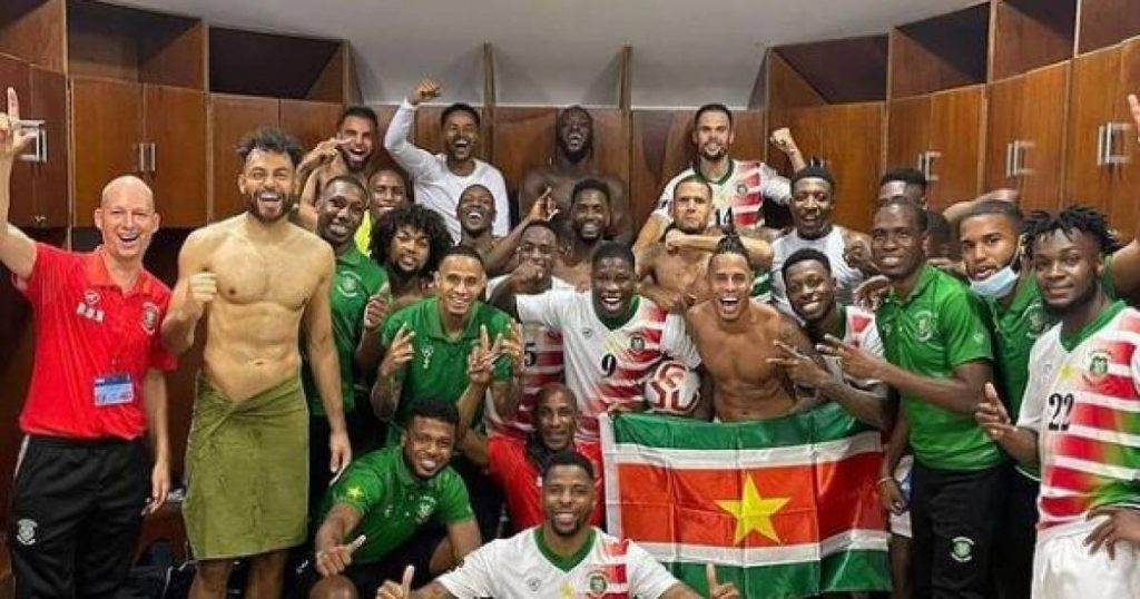 Summary |  Suriname crushes Bermuda and continues its dream of the World Cup |  sport