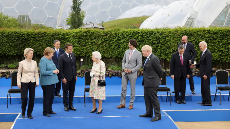 Summit ends: G7 strikes agreements on climate, vaccines and China