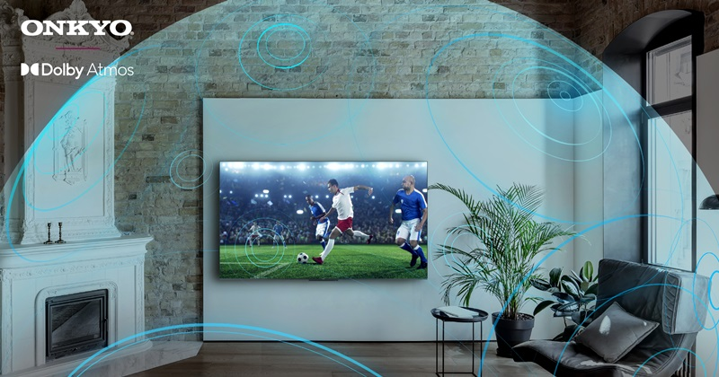 TCL offers an unforgettable viewing experience on the new C72, C72 + and C82 TVs, ideal for enjoying EURO 2020 matches