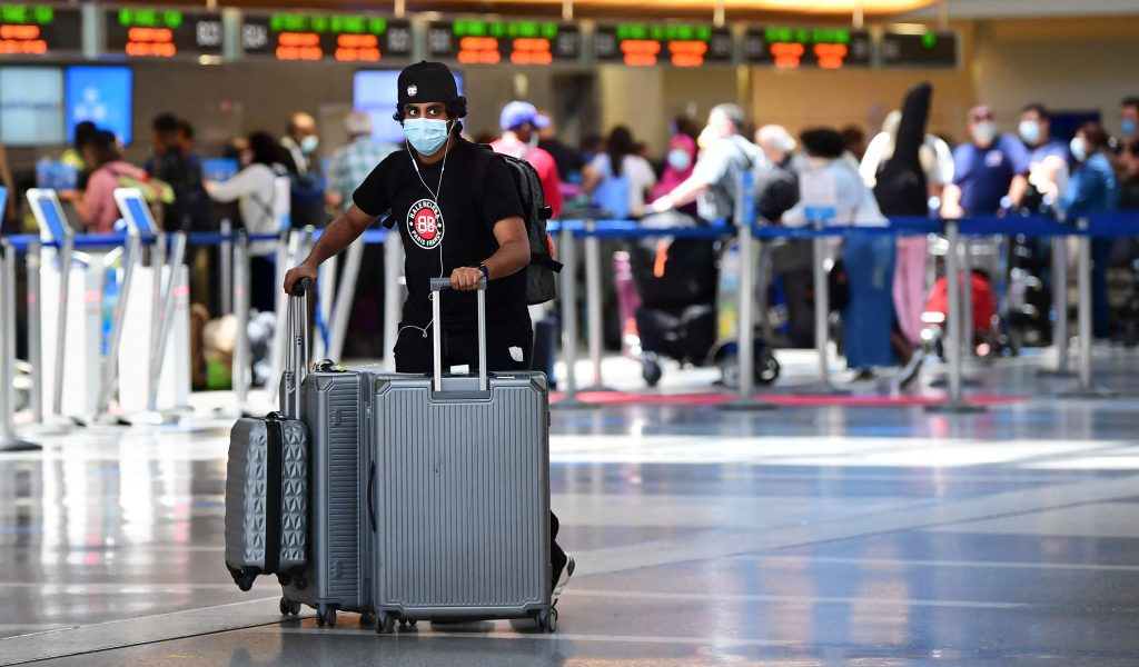 The CDC eases travel advice for 110 countries, including Japan
