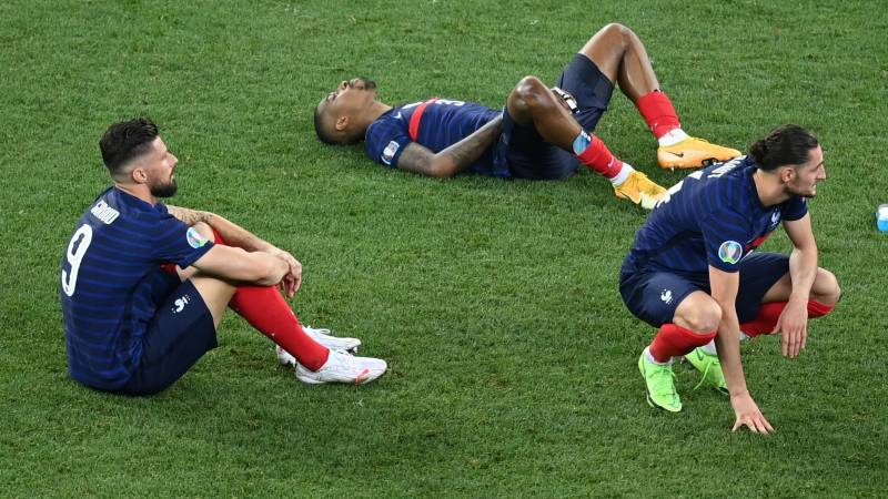 The fearless Swiss kicks France out of the European Championship after penalty kicks