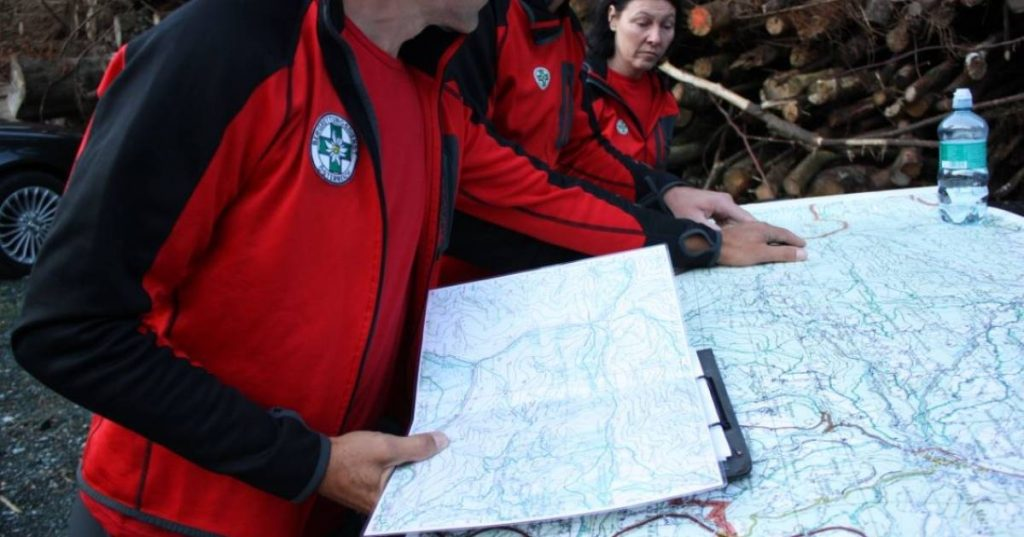 The search for the missing Dutchman (19) and the German (54) in Austria |  abroad