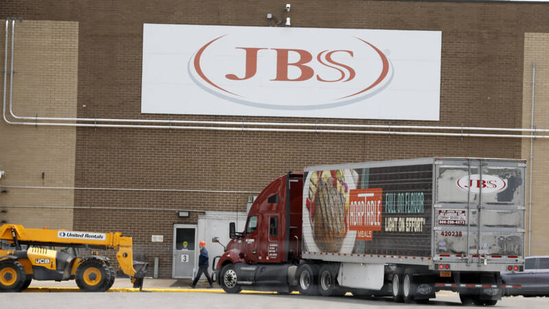 The world's largest meat processing company paid hackers $11 million after a cyber attack