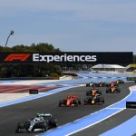 This is how the last edition of the French Grand Prix went at the Circuit Paul Ricard