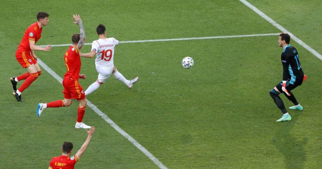 Top Switzerland bid farewell to defensive Wales |  EURO2020
