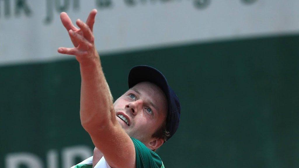 """Van de Zandschulp """"Happy"""" is starting to get used to the Grand Slam"""