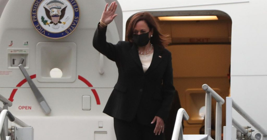 Vice President Harris vows to visit US southern border after criticism |  abroad