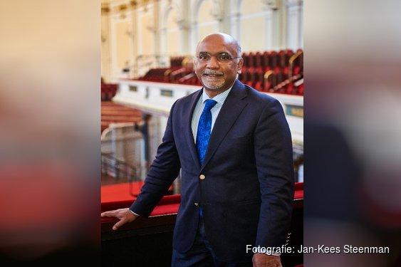 Vinod Subramaniam Joins Concertgebouw's Supervisory Board