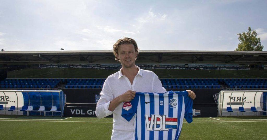 Vogtenar Beckmanns becomes assistant coach at PSV Eindhoven |  FC Den Bosch
