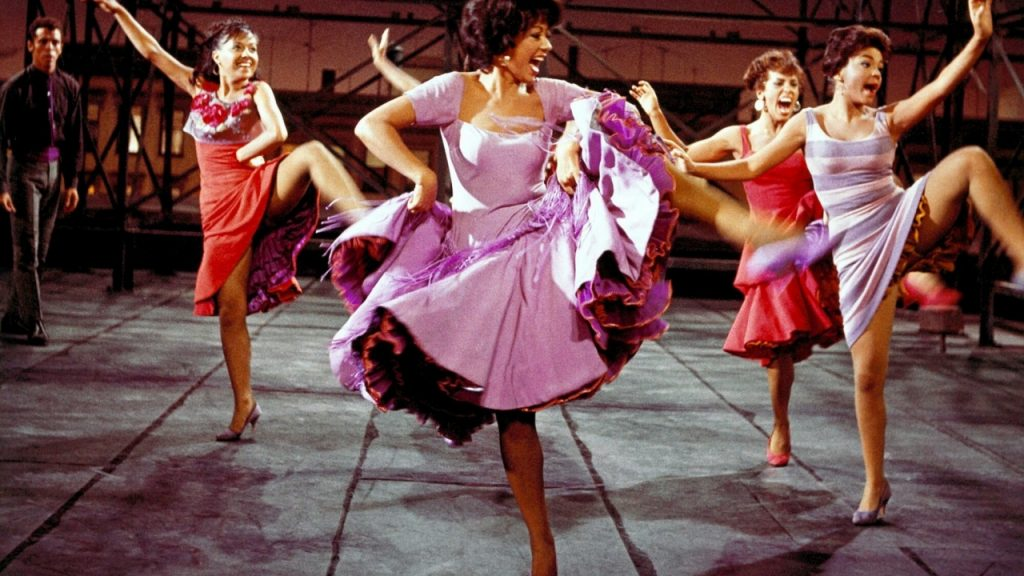 'West Side Story' actress defends musical film Into the Heights