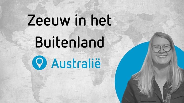 Zeeland Adrienne has changed her job in Australia