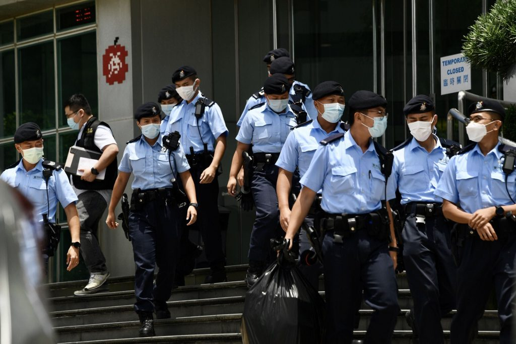 China's national security law imposes restrictions on Hong Kong