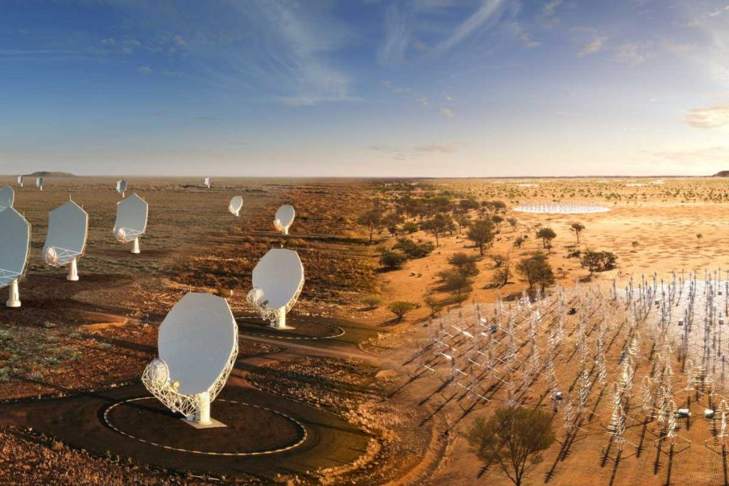 The green light to build the world's largest radio telescope