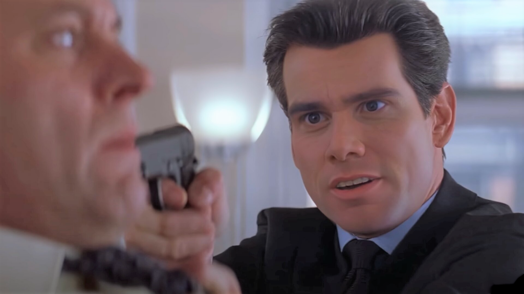 Jim Carrey is the new James Bond thanks to the great deepfake technology